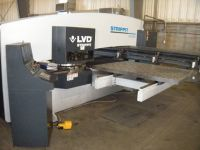 Turret Punch Press LVD/STRIPPIT V 20-1525