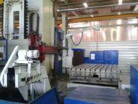Horizontal Boring Machine UNION CBFK 150