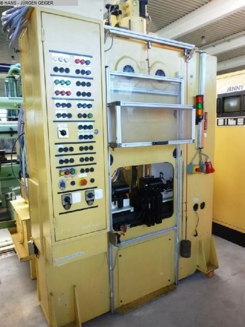 H Frame Hydraulic Press JENNY RZ- 205-3-600 1990