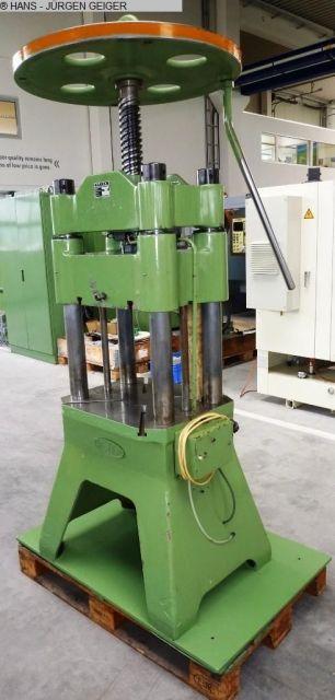 Screw Press REYER VS 400 1970