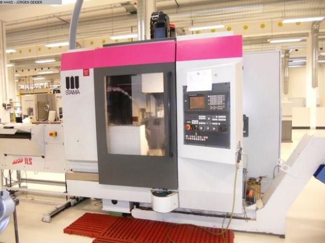 CNC Vertical Machining Center STAMA MC 530 SM 1997
