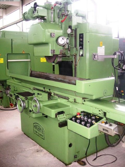 Surface Grinding Machine MAEGERLE FPA 10-3 1975