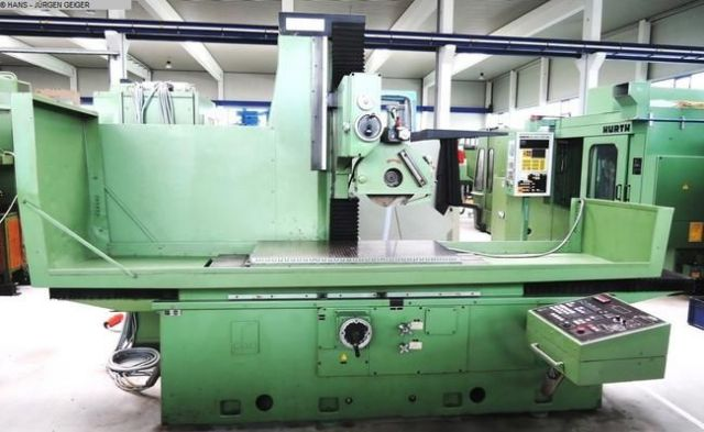 Surface Grinding Machine ABA FFU 1250/70 1984