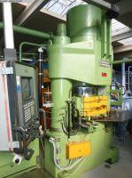 H Frame Hydraulic Press HYDRAP HDP-S-500 CNC 1984-Photo 2