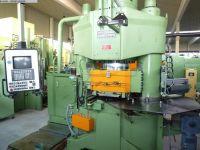 H Frame Hydraulic Press HYDRAP HDP-S-500 CNC 1984-Photo 3