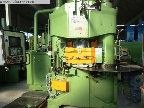 H kader hydraulische pers HYDRAP HDP-S-500 CNC 1984