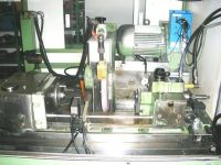 Cylindrical Grinder TSCHUDIN HTG 22 CNC 1986-Photo 4