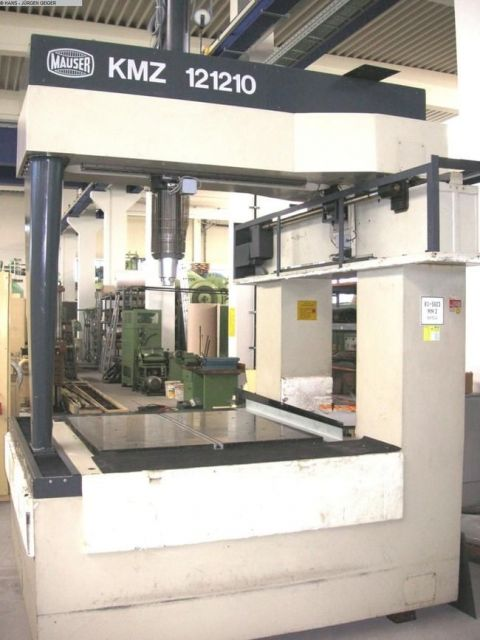 Measuring Machine ZEISS-MAUSER KMZ S 121210 1982