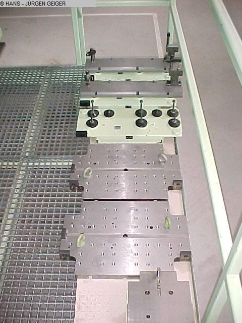 CNC horizontaal bewerkingscentrum HELLER FST - MC 160/800 / E 1999
