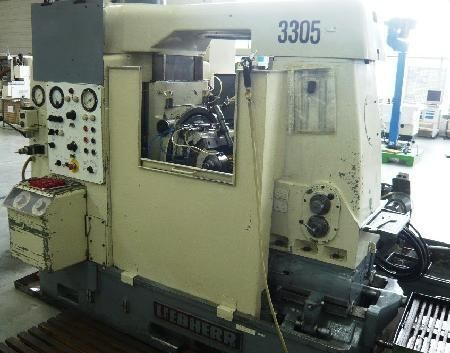 Gear Hobbing Machine LIEBHERR L 301 1972