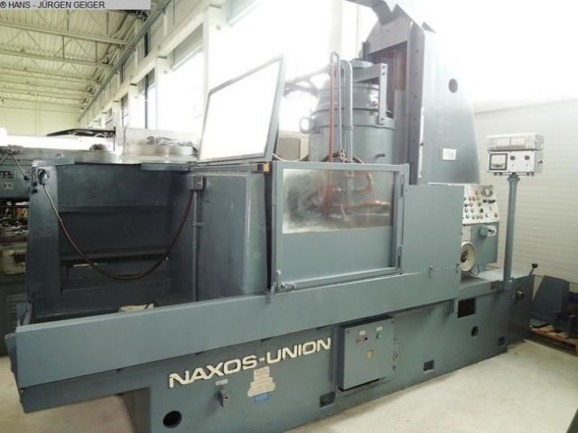 Surface Grinding Machine NAXOS FR 1400 1970