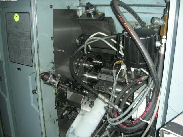 Automat tokarski wielowrzecionowy SCHUETTE SF 20 DNT 1988