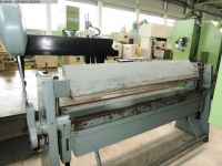 Folding Machines for sheet metal STAHL AB 2002 1958-Photo 2