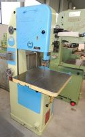 Band Saw Machine MOESSNER SSF 420 1967-Photo 2