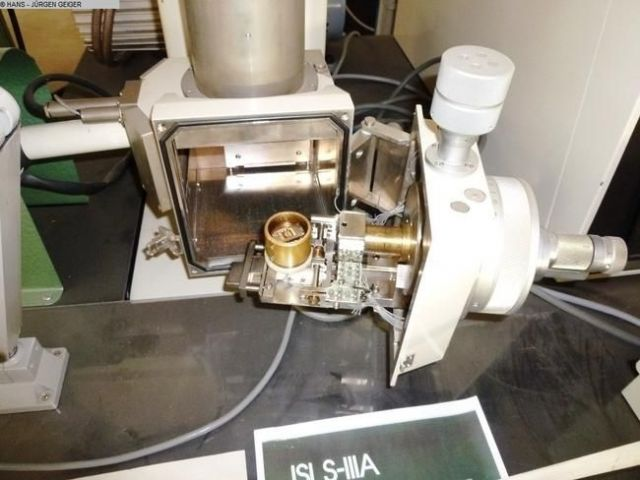 Messmaschine ISI SUPER III A 1980