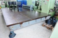 Measuring Machine ANREISSPLATTE MESSPLATTE 6000 X 3000 X355