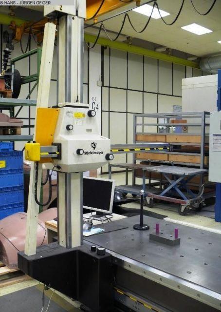 Messmaschine STIEFELMAYER SYSTEM C-160 2000