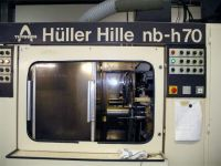 CNC Horizontal Machining Center HUELLER HILLE NBH 70