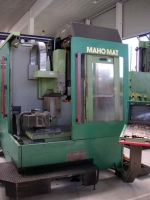 CNC verticaal bewerkingscentrum DECKEL MAHO MAHOMAT 650