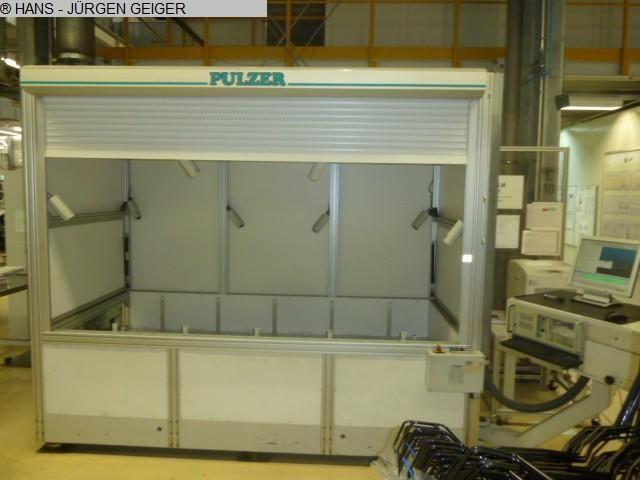 Messmaschine PULZER OLM 1998