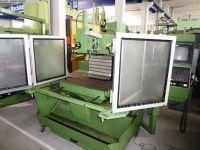 Fraiseuse CNC MAHO MH 600 C / 4