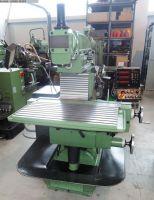Werkzeugfräsmaschine DECKEL FP 3