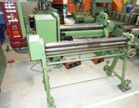 2 Roll Plate Bending Machine KRAMER RHM III 130/1000