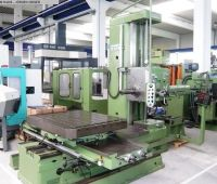 Horizontal Boring Machine WOTAN B 100 S