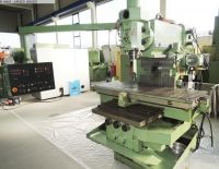 Universal Milling Machine RECKERMANN MULTI 1500