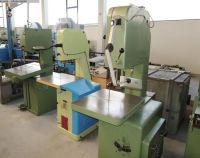 Band Saw Machine MOESSNER SSF/500