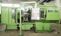 Horizontal Boring Machine TBT BWP 250