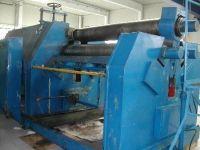 3-Walzen-Blecheinrollmaschine SCHAEFER SRMVS