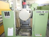 CNC Vertical Machining Center STAMA MC 320