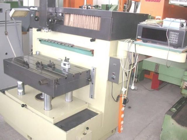 Measuring Machine OLIVETTI INSPEKTOR 65/4025 1973
