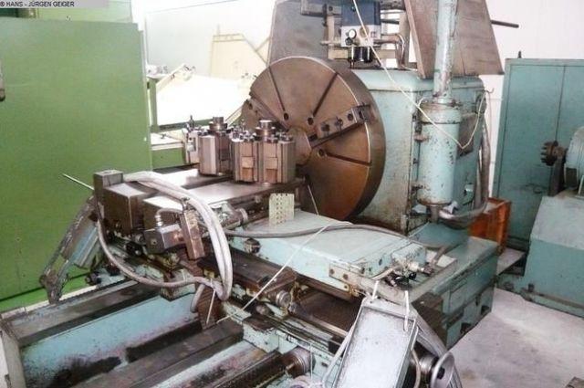 Plandrehmaschine RAVENSBURG K 900 KH 1966
