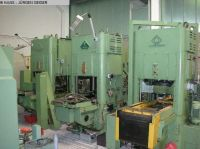 H Frame Hydraulic Press KLINGELNBERG AH 400 DN