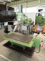 Toolroom Milling Machine DECKEL FP 4