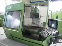 CNC centro de usinagem vertical DECKEL FP 4 CC/T