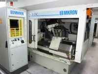 Gear Hobbing Machine MIKRON A 35/36 CNC