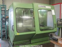 CNC Vertical Machining Center MIKRON WF 72 CH