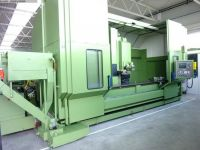 Vertikal CNC Fräszentrum HELLER BZU 07 - 4000