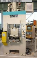 H Frame Hydraulic Press DUNKES HDS 63