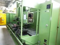 CNC Vertical Machining Center HELLER BZU 07-4000 S