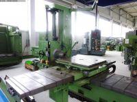 Horizontal Boring Machine WMW UNION BFT 90/3 AT