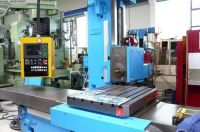 Horizontal Boring Machine WOTAN RAPID 1 R/3 CNC