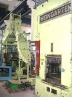 Punching Machine WEINGARTEN HD 160