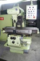 Universal Milling Machine RECKERMANN KOMBI 900 PONY
