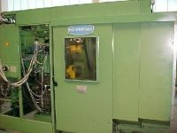 Gear Hobbing Machine PRAEWEMA WA 400