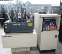 Sinker Electrical Discharge Machine MULTIFORM 5020 CNC