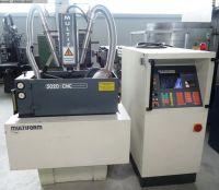 Senkerodiermaschine MULTIFORM 5020 CNC